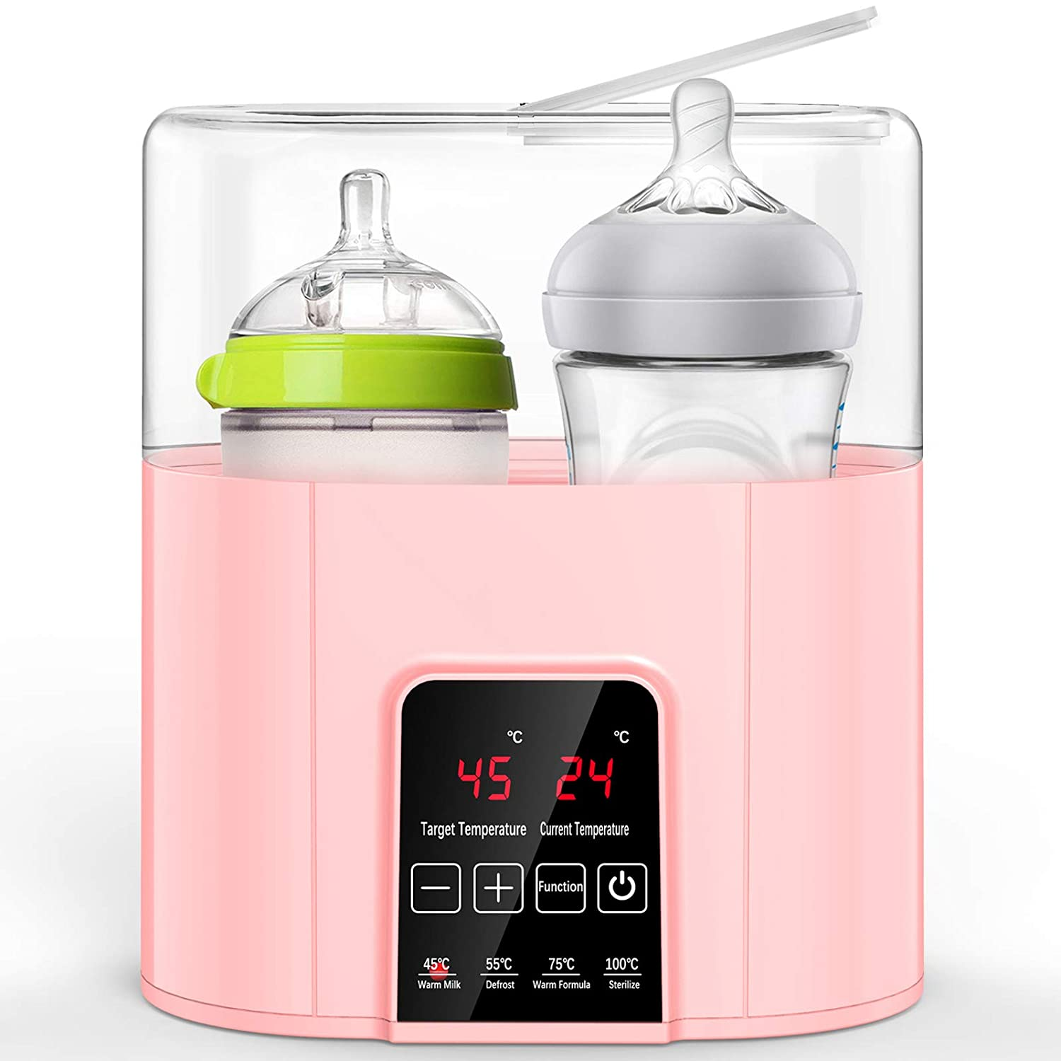 sterilized bottle warmer